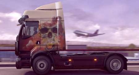 Euro Truck Simulátor 2 Halloween Paint Jobs Pack 6