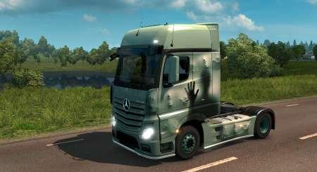 Euro Truck Simulátor 2 Halloween Paint Jobs Pack 7