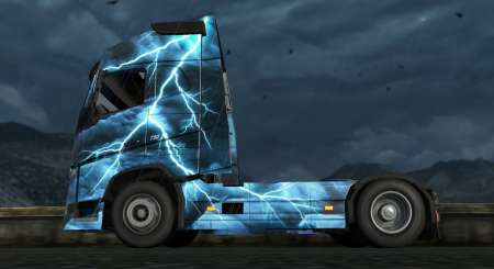 Euro Truck Simulátor 2 Force of Nature Paint Jobs Pack 1