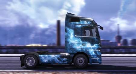 Euro Truck Simulátor 2 Force of Nature Paint Jobs Pack 3