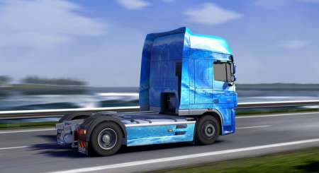 Euro Truck Simulátor 2 Force of Nature Paint Jobs Pack 5