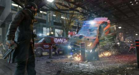 Watch Dogs Special Edition 4