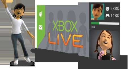 Xbox Live Trial Gold 7 dní 2