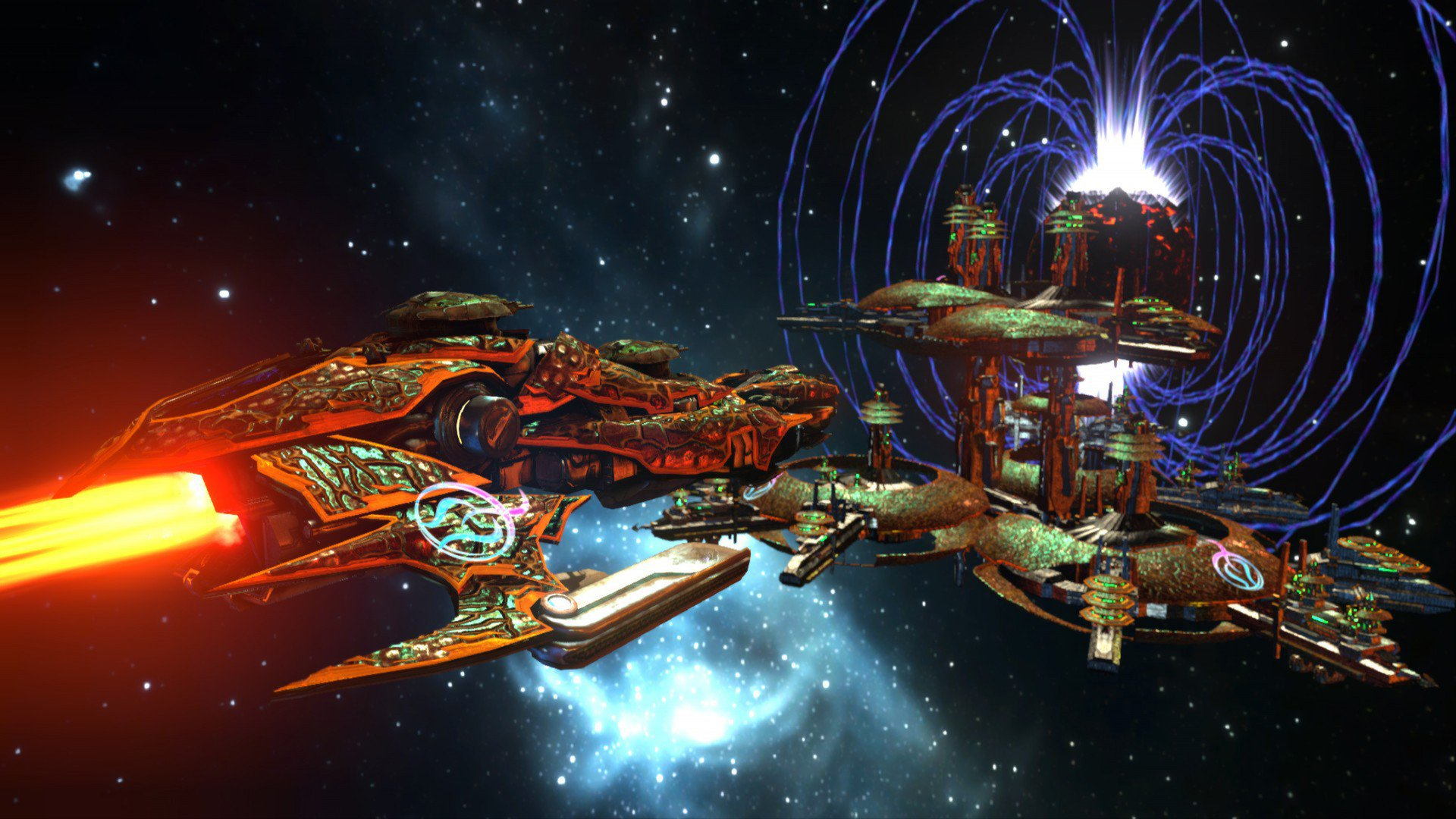 Sword of the Stars II Enhanced Edition 11