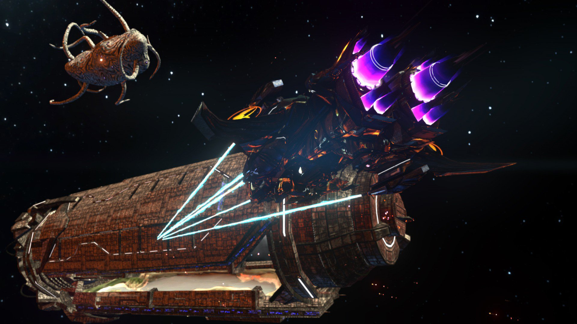 Sword of the Stars II Enhanced Edition 12