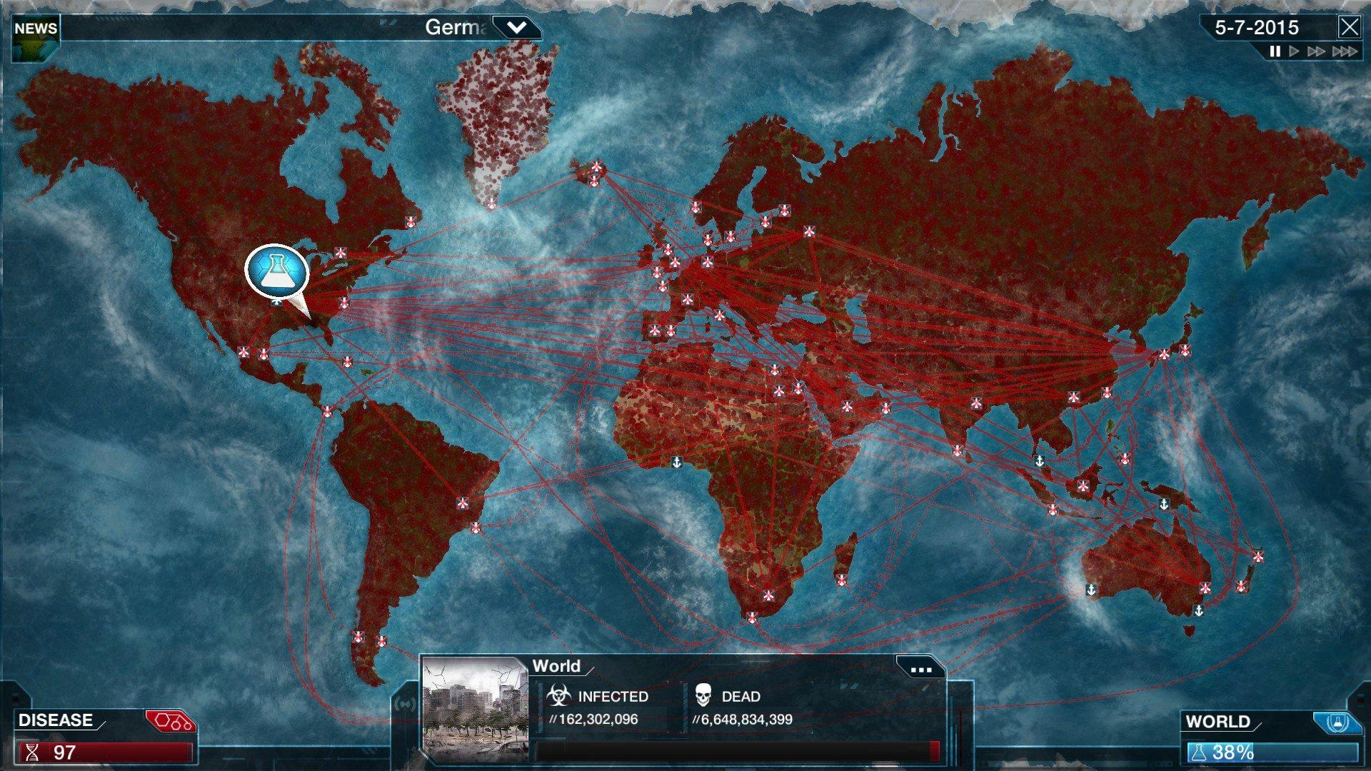 Plague Inc Evolved 14