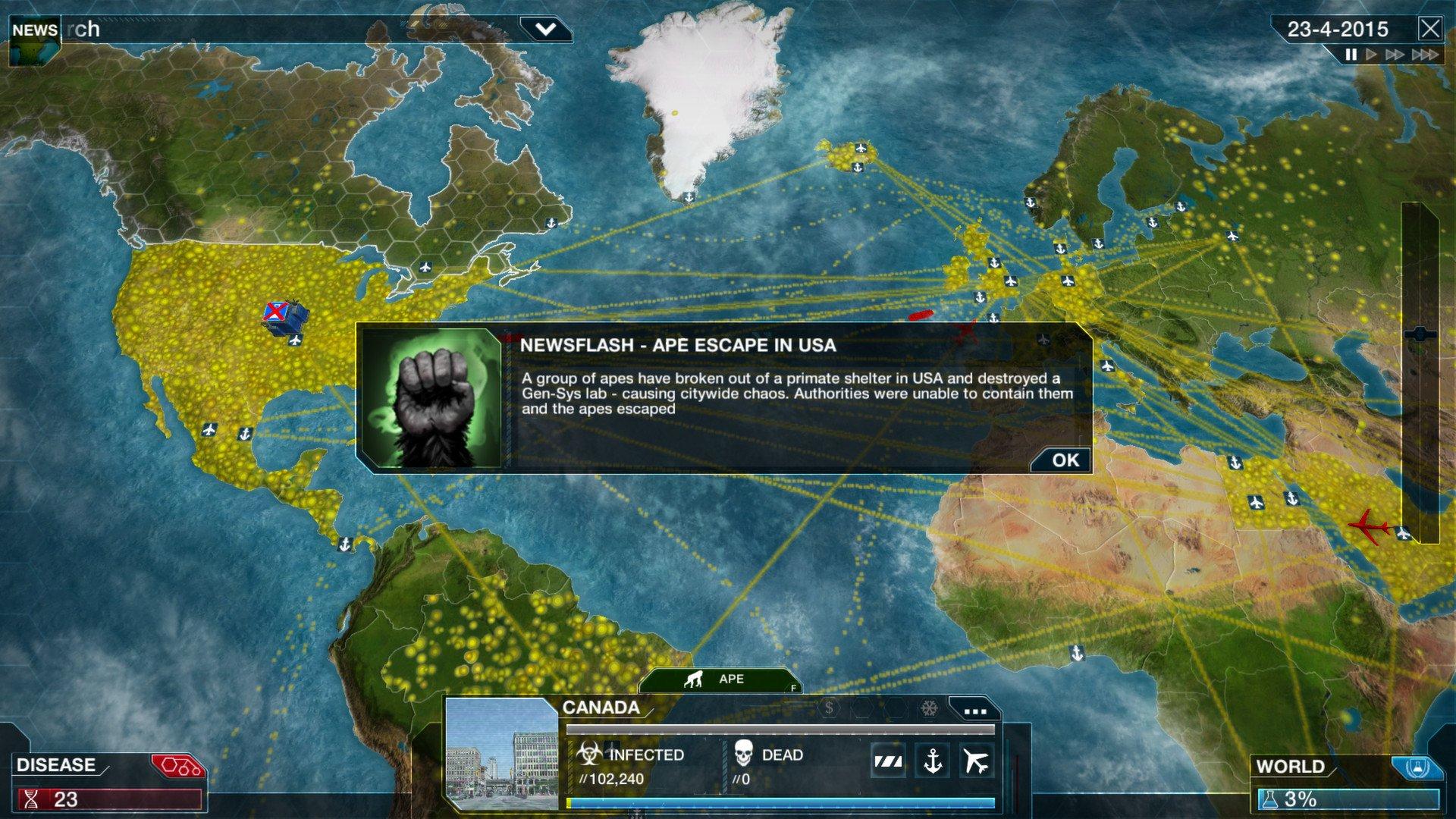 Plague Inc Evolved 5