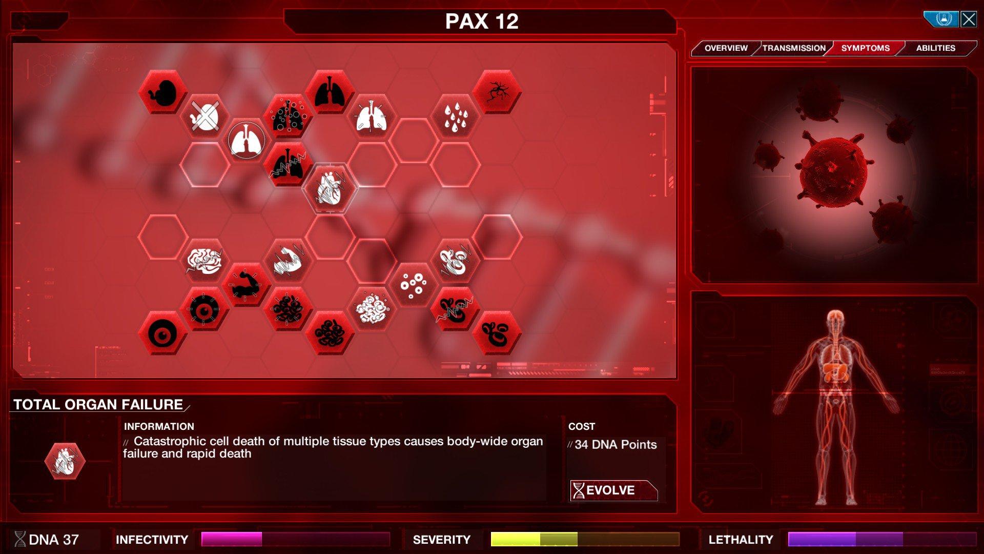 Plague Inc Evolved 9