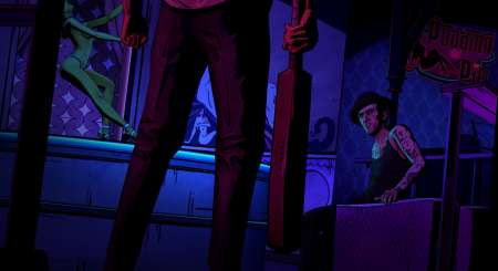 The Wolf Among Us 7