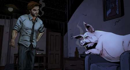 The Wolf Among Us 8