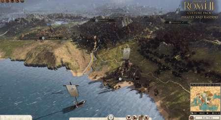 Total War ROME II Pirates and Raiders Culture Pack 3