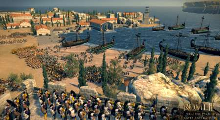 Total War ROME II Pirates and Raiders Culture Pack 6