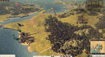 Total War ROME II Pirates and Raiders Culture Pack 7