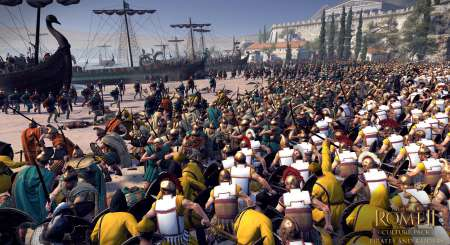 Total War ROME II Pirates and Raiders Culture Pack 8