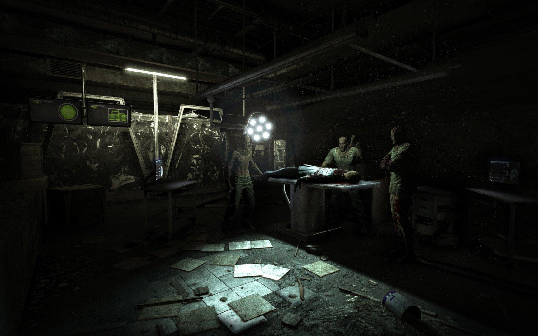 Outlast Whistleblower DLC 6