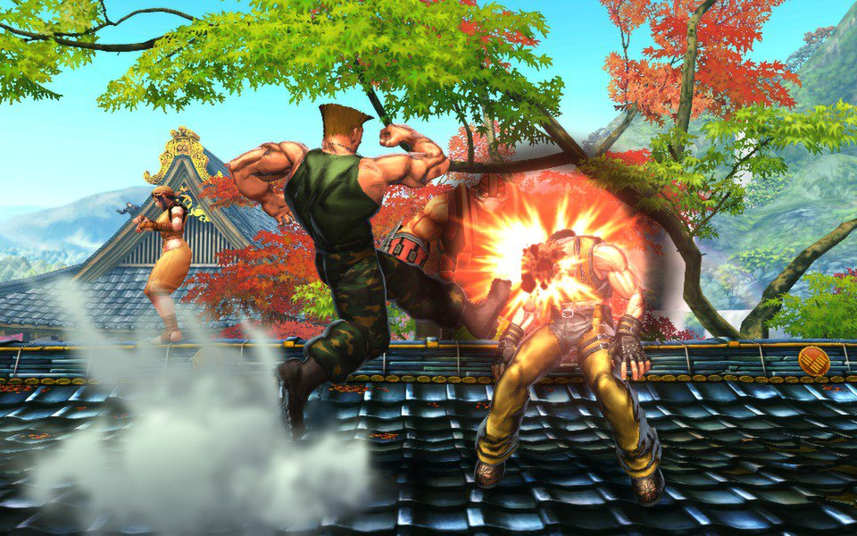 Street Fighter X Tekken 11