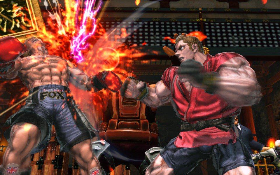 Street Fighter X Tekken 12