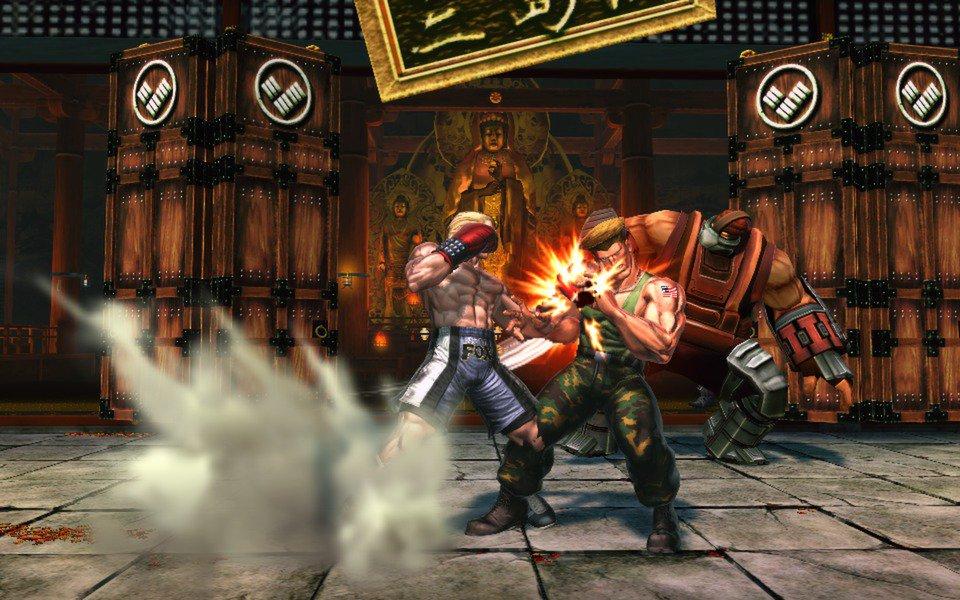 Street Fighter X Tekken 13