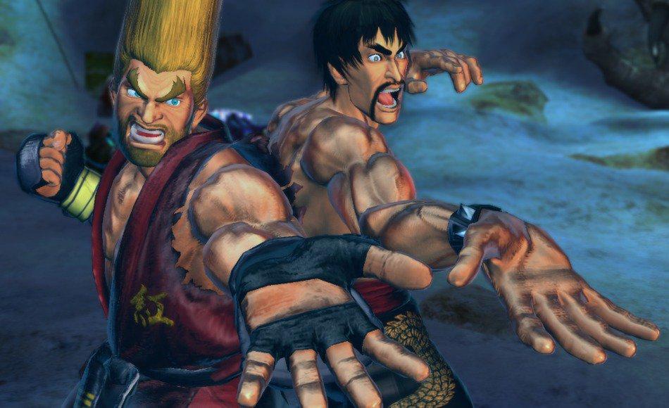 Street Fighter X Tekken 14