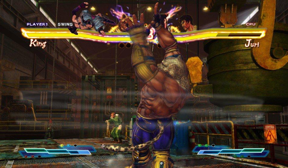 Street Fighter X Tekken 18