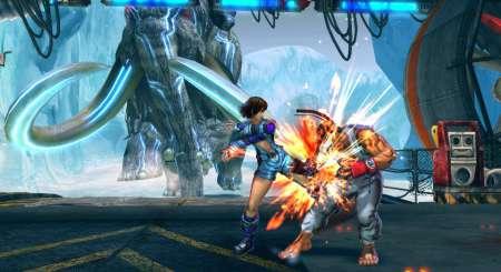 Street Fighter X Tekken 10