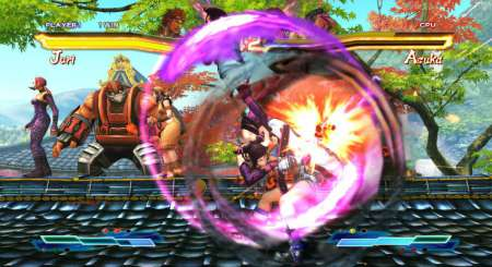 Street Fighter X Tekken 16