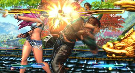 Street Fighter X Tekken 17