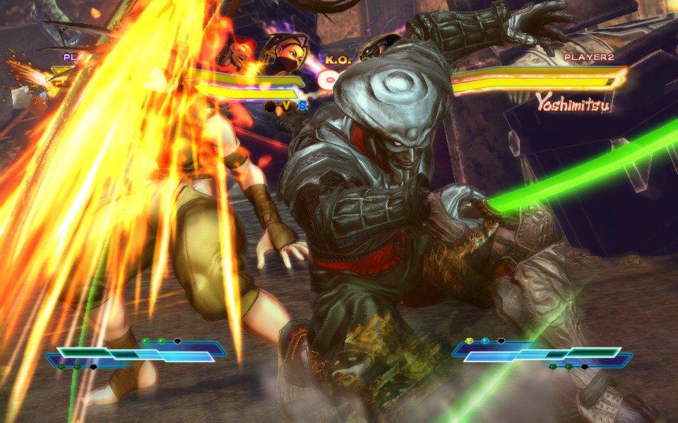 Street Fighter X Tekken 5