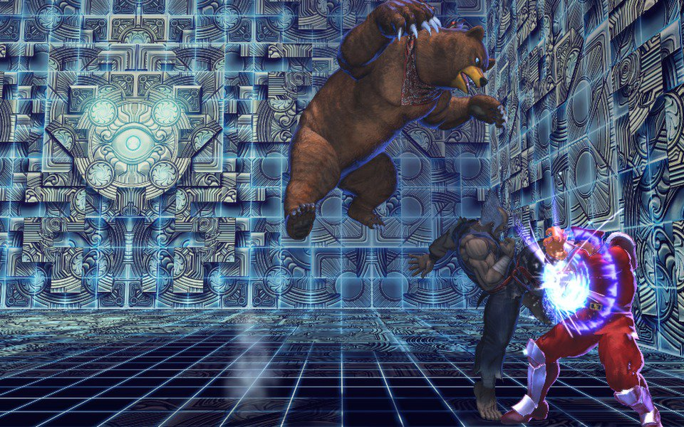 Street Fighter X Tekken 6