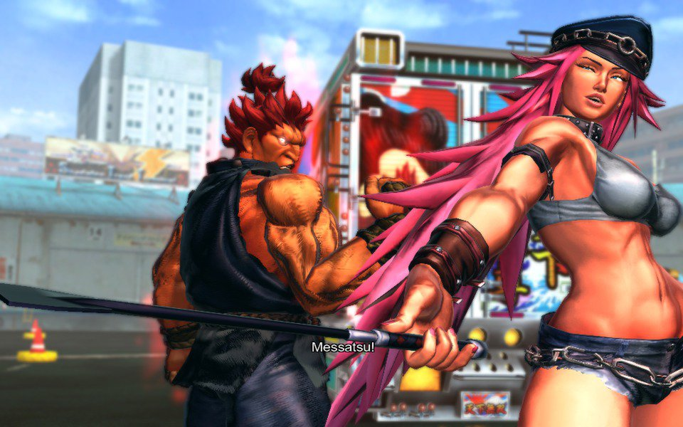 Street Fighter X Tekken 7