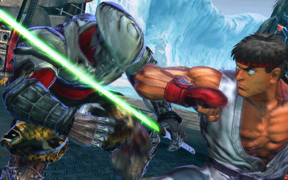 Street Fighter X Tekken 9