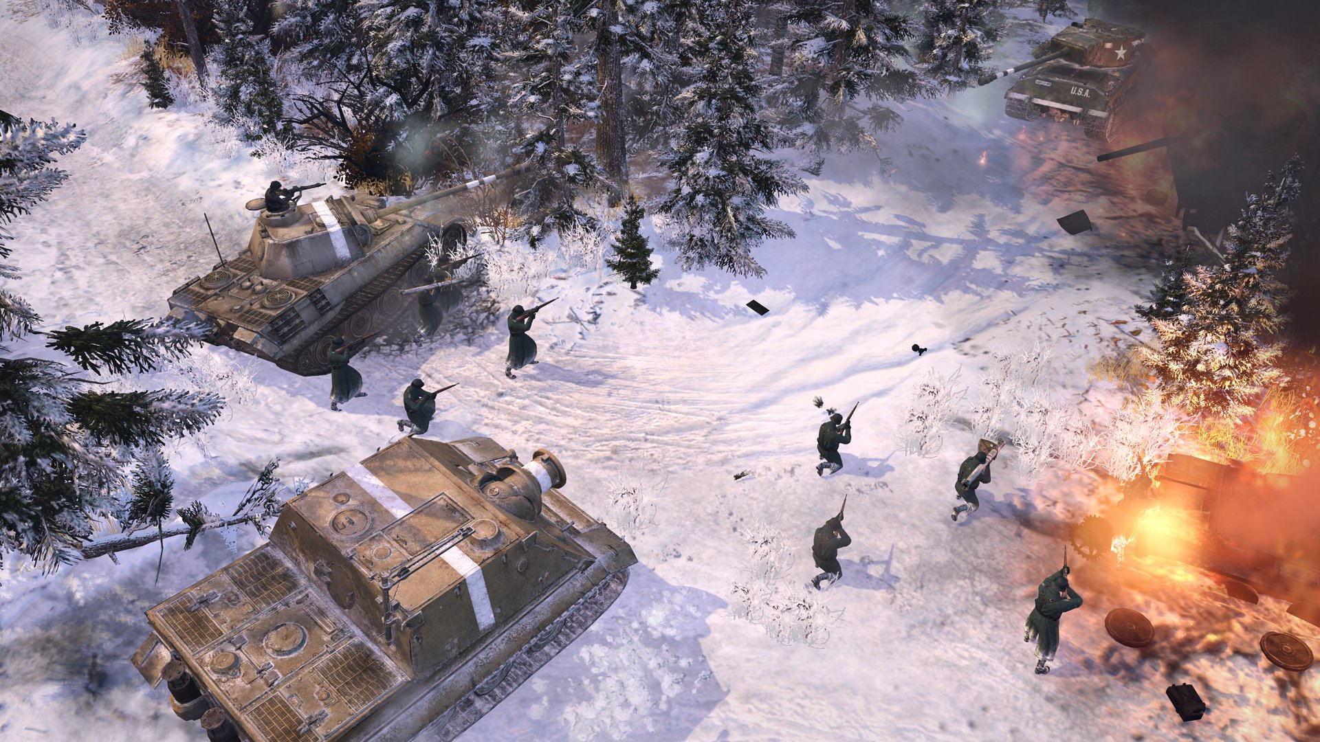 Company of Heroes 2 The Western Front Armies 5