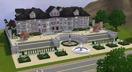 The Sims 3 Luxusní bydlení 2138