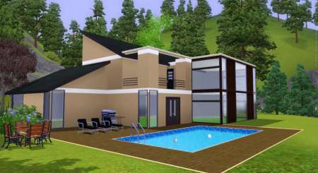 The Sims 3 Luxusní bydlení 375