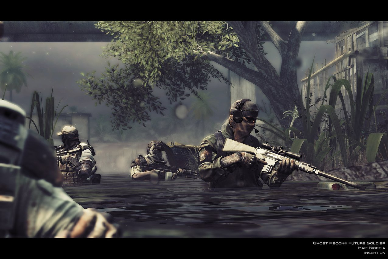 Tom Clancys Ghost Recon Future Soldier 5