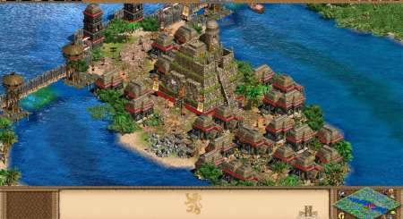 Age of Empires II HD The Forgotten 2