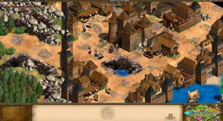 Age of Empires II HD The Forgotten 4