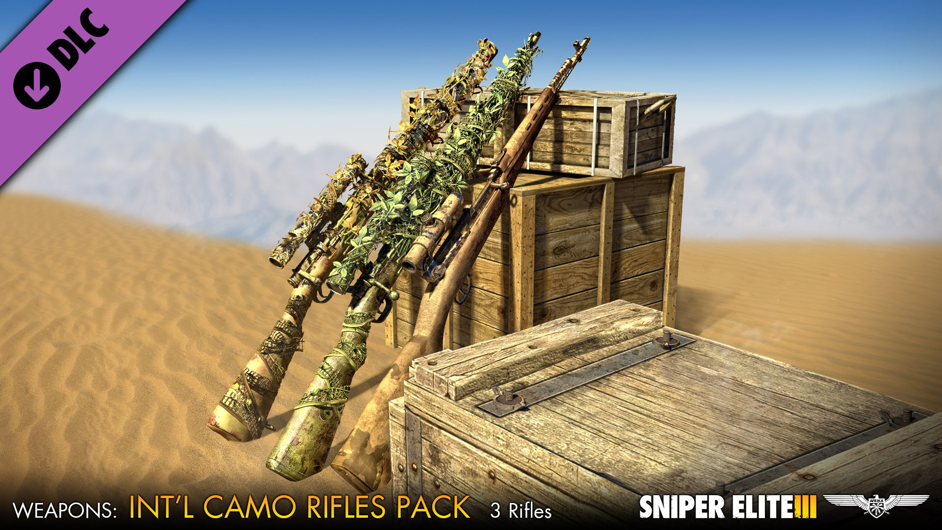 Sniper Elite 3 Season Pass 13