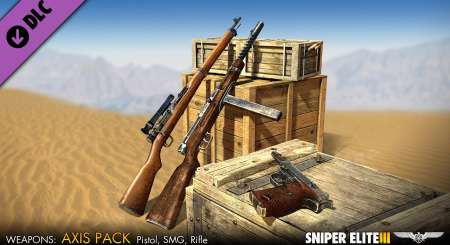 Sniper Elite 3 Season Pass 11