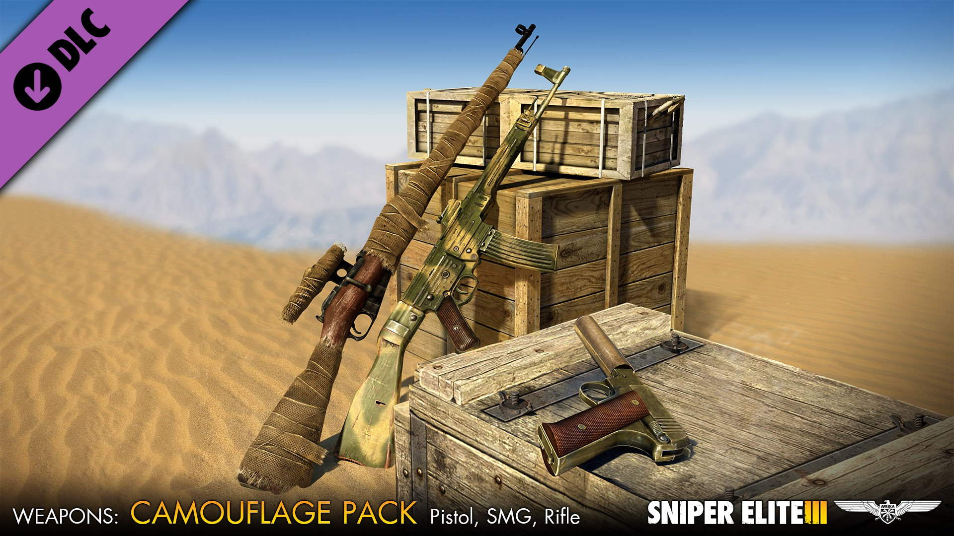 Sniper Elite 3 Season Pass 6