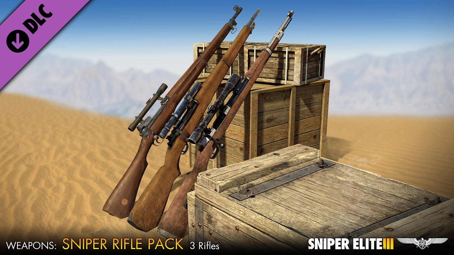 Sniper Elite 3 Season Pass 9