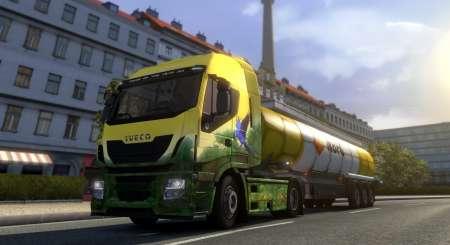 Euro Truck Simulátor 2 Brazilian Paint Jobs Pack 1