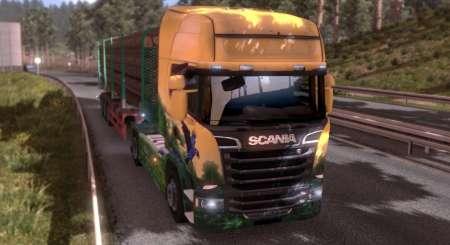 Euro Truck Simulátor 2 Brazilian Paint Jobs Pack 5