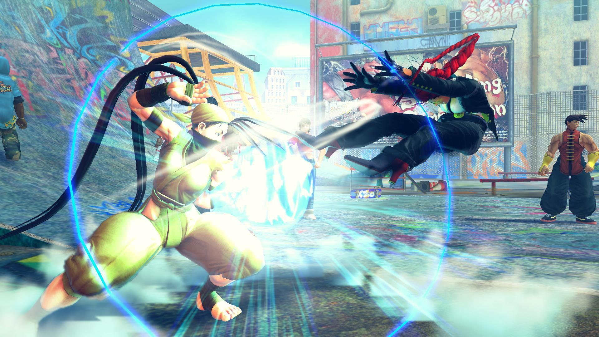 Ultra Street Fighter IV 10