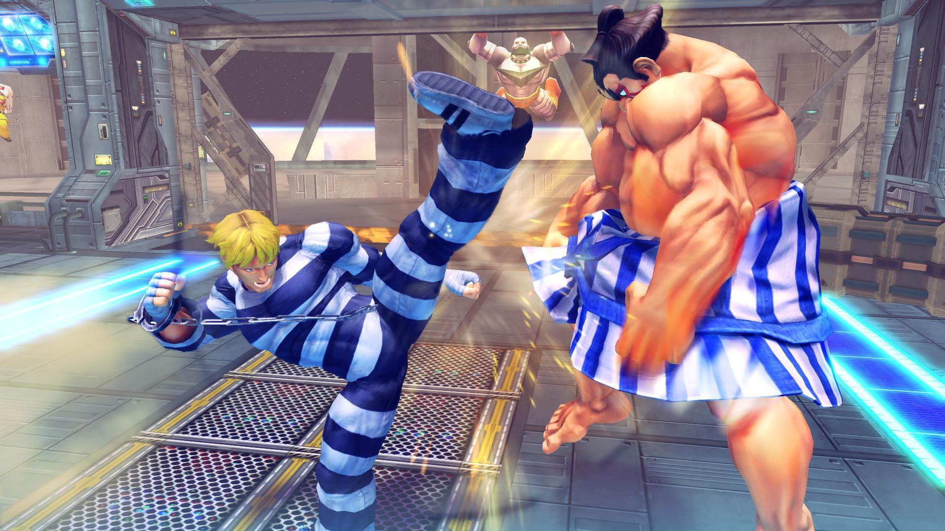 Ultra Street Fighter IV 11