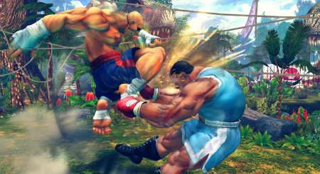 Ultra Street Fighter IV 9