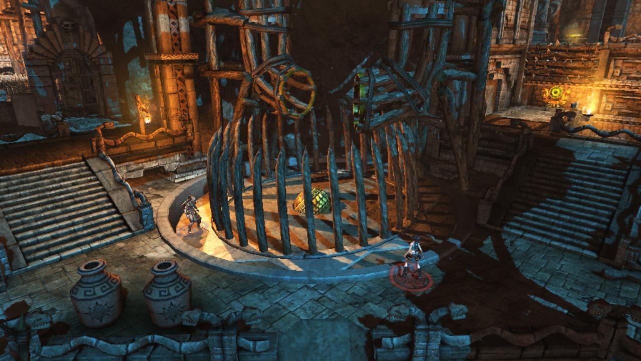 Lara Croft and the Guardian of Light 1