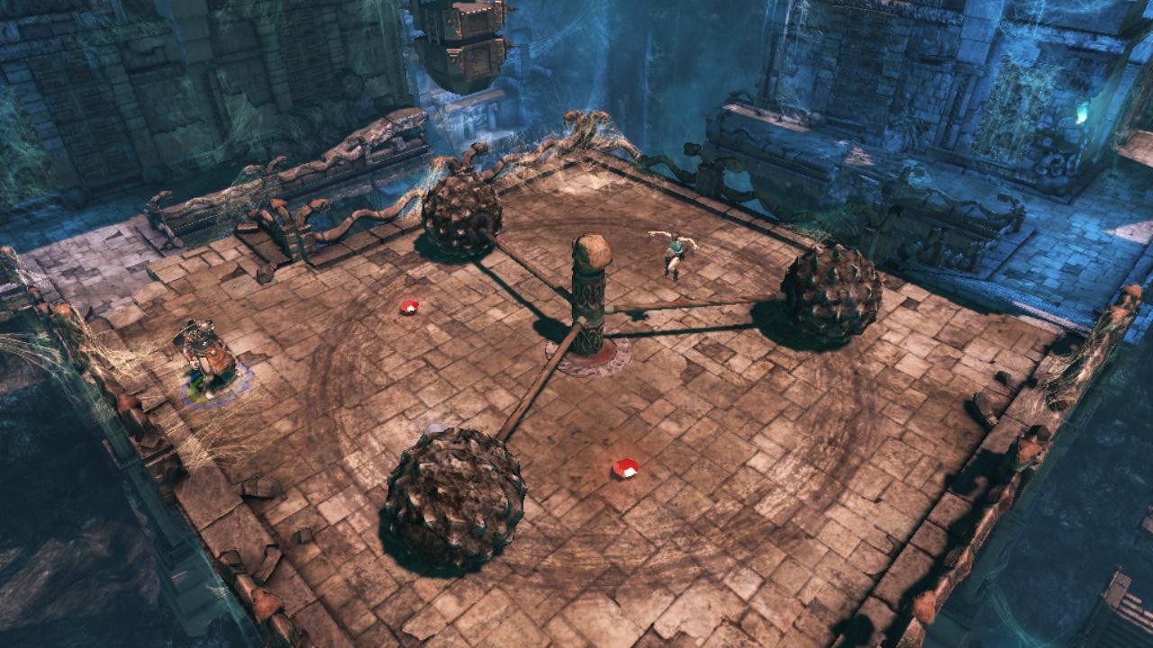Lara Croft and the Guardian of Light 11