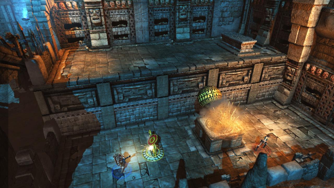 Lara Croft and the Guardian of Light 3