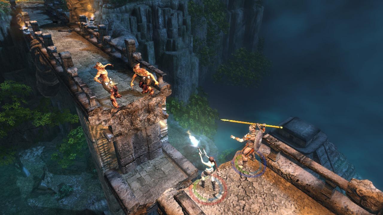 Lara Croft and the Guardian of Light 4